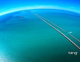 Lịch sử cây cầu dài nhất thế giới